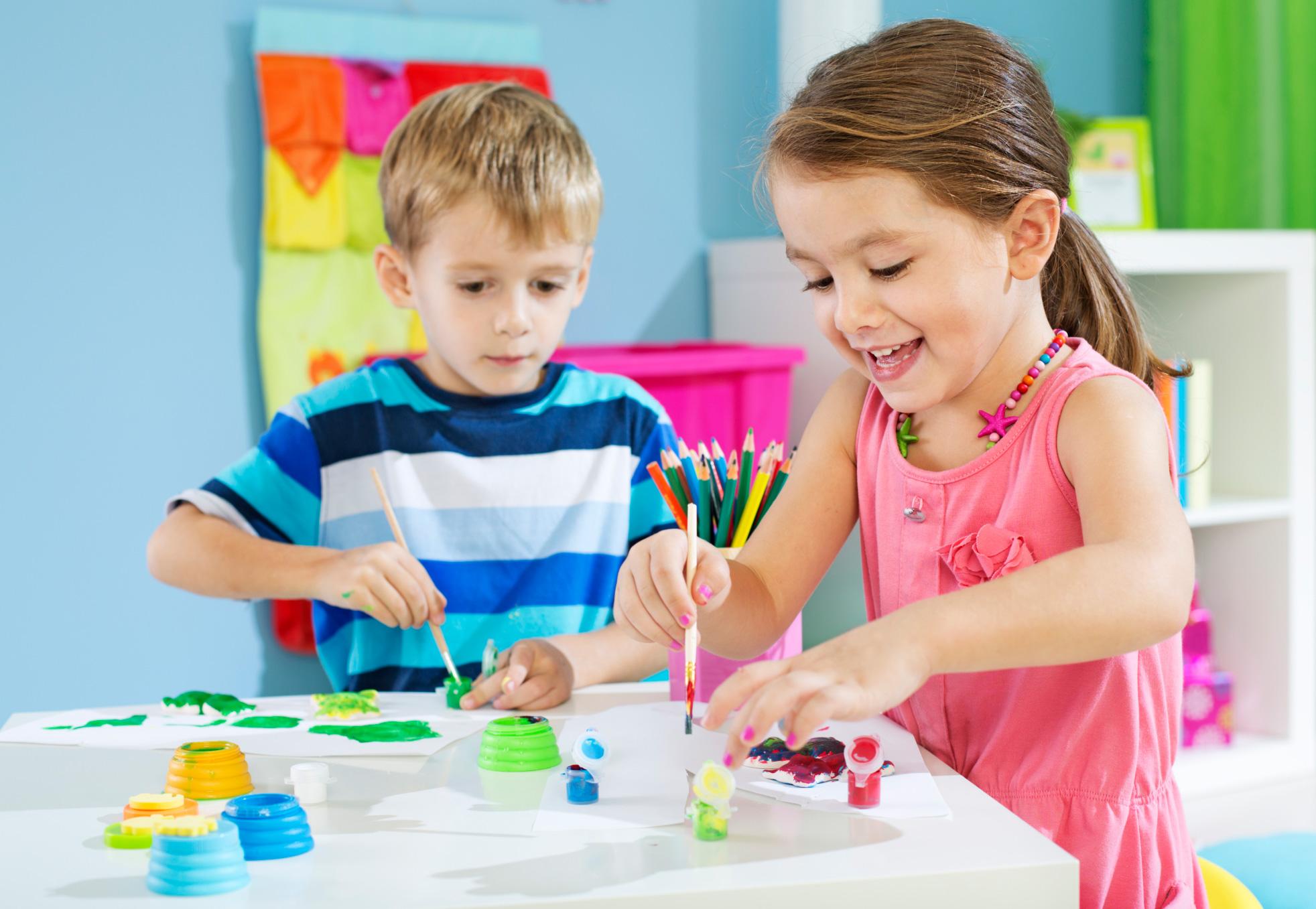Детская творческая студия от 4 лет